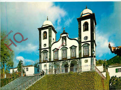 Picture Postcard::Madeira, Monte, Igreja Do Monte, Church