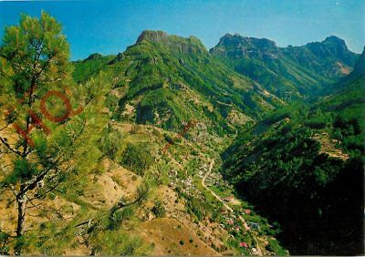 Picture Postcard~ Madeira, Inland Mountains