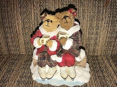 EXCLUSIVE Boyds Bears & Friends, The Bearstone Collection, Style #2277951CA