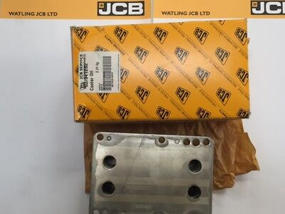 Jcb Tlt Oil Cooler Pn: 02/941282