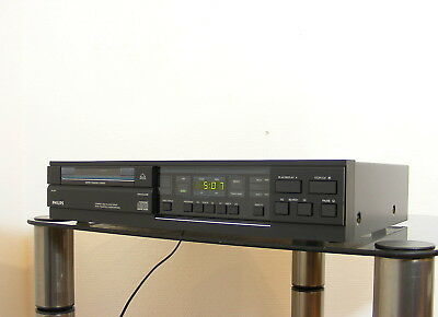 Philips CD460 CD-Player RARE  CDM 2/10 Laufwerk Made in Belgium