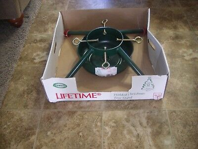 CHRISTMAS TREE STAND WITH LIFETIME WARRANTY SKU#LUV88 for up to 12 foot trees