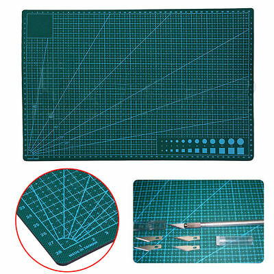 45x30CM PVC A3 Double-Sided Cutting Mat Eco Friendly Self Healing Cutting Mat