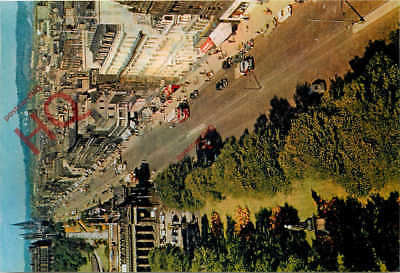 Picture Postcard, Edinburgh, Princes Street, View From The Scott Monument