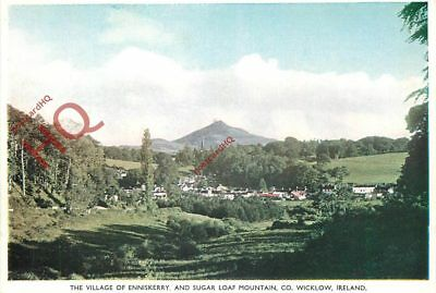 Picture Postcard, Enniskerry, And Sugar Loaf Mountain, Co. Wicklow