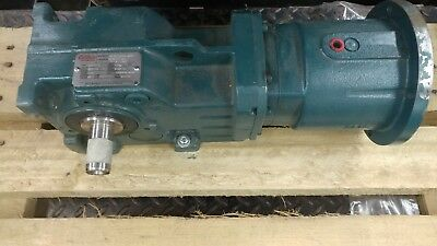 Dodge Quantis  Baldor Angle Gear Reduction 1750rpm  1/2 HP Input  2213in lbs out