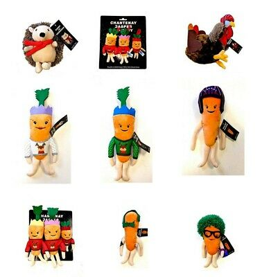 Aldi 2018 / 2019 Official Kevin & Katie the Carrot, Story Book, Baby Carrots