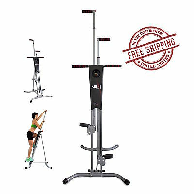 Maxi Climber Vertical Climber w Gifts Diet Menu, Monitor & Exercise Manual NEW