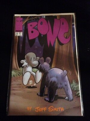 BONE (Image) # 23 by Jeff Smith (May 1996) TOP-Zustand 0-1