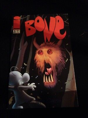 BONE (Image) # 5 by Jeff Smith (May 1996) Zustand 1+