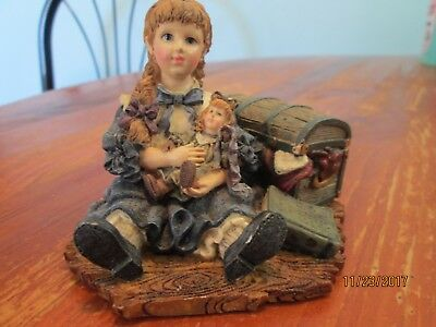 """Boyd's Bears and Friends """"Dollstone Collection """"...A Sweet child is the ........"""