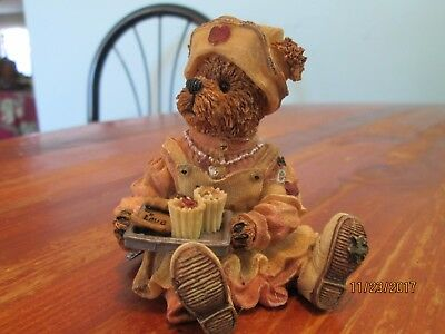 """Boyd's Bears and Friends """"Bearstone Collection """".Have a heart that never...."""
