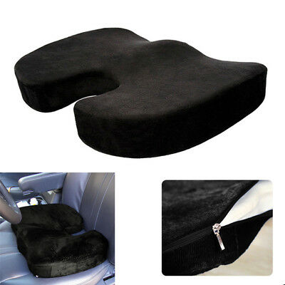 Car Seat Cushion Protector Sit Cover Mat Pad Protect Lower Back Spinal Awesome