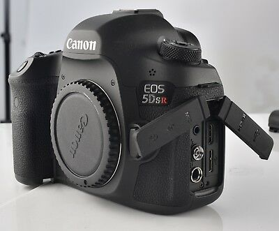 Canon EOS 5DS R Digital SLR Camera Body - US Version Low-Pass Filter Effect