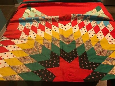 Full Quilt top Unfinished