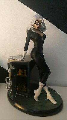 Sideshow Collectibles Marvel 1:4 Exclusive Black Cat Premium Format Statue