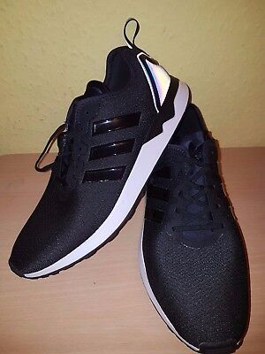 New Adidas Originals Zx Flux Adv Trainers Size Uk 11 1/2 Eur 46 2/3