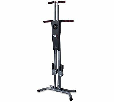 MAXI Climber Exercise Machine Stepper Cardio Home Climbing Fitness Workout