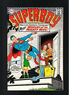 Superboy # 137   ( 1967 )    Dc Comics  Sharp Copy!