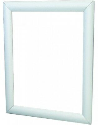 Deflecto Wall Mount Display Frame, 11 X 17, Silver Aluminum