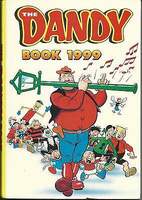 THE DANDY BOOK 1999 (High Grade)