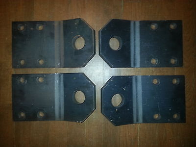 4 LIFTING LUGS/PICKING EYES (free shipping)