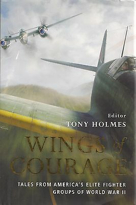 Wings of Courage. ed by Tony Holmes (Osprey)