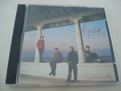 CHALK CIRCLE – The Great Lake CD (1987) CANCON AOR Kenny MacLean Me Myself & I