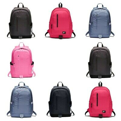 Nike All Access Soleday Backpack Sports Travel Bag School Gym Laptop Bags