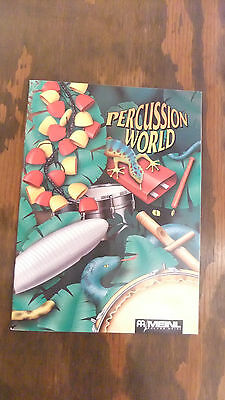 NEW 1993 Meinl Percussion Catalog