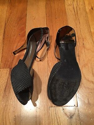 MADRESELVA Argentine Tango Dance Shoes -size 9
