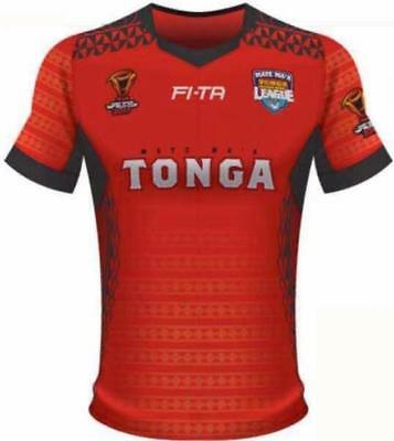 Tonga 2017 World Cup Rugby JERSEY