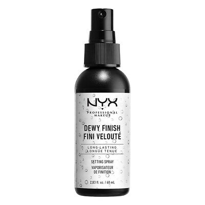 NYX Professional Makeup Make Up Setting Spray - Dewy 60ml