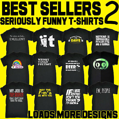 Funny Mens T-Shirts novelty t shirts joke t-shirt clothing Christmas shirt 2