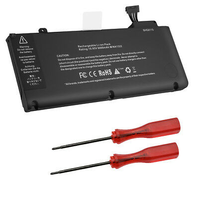 Battery For Apple MacBook Pro 13 inch A1278 A1322 Mid 2009 2010 Early 2011-12 US