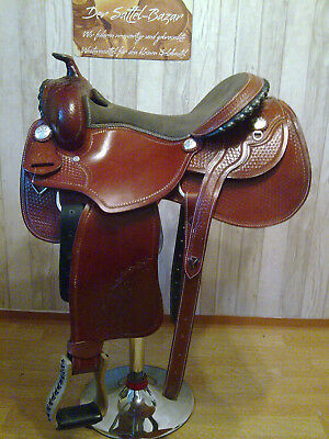 STALLION TAC USA  Westernsattel butterfly cut - NEU!!!!