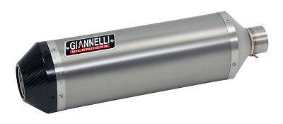 Gs-9094C Giannelli Integra 700 2012-2013 73791A6S Slip On Ipersport Alluminio Ho