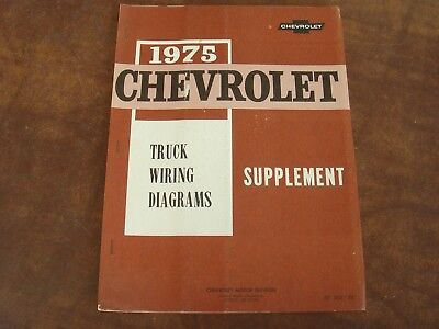 american vehicles, books \u0026 manuals, automobilia, transportation1979 Chevrolet Gmc Model 10 Thru 35 Truck Wiring Diagram Manual St 352 #15