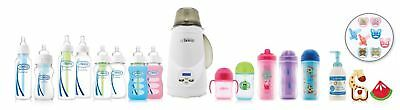 Dr Browns Baby Bottles & Teats Various Sizes & Types New