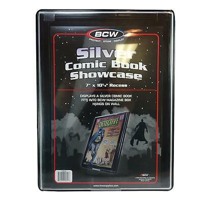 BCW Silver Size Comic Präsentationsrahmen (Showcase)