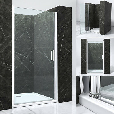 echtglas nischent r duschabtrenung dusche schwingt r. Black Bedroom Furniture Sets. Home Design Ideas