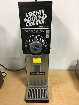 Grindmaster Model 875 Automatic Gourmet Commercial Retail Coffee Grinder