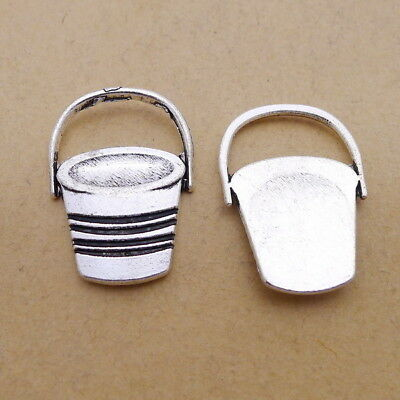 10pcs Tibetan Silver Life Tools Beads Charms Pendant Fit DIY Jewelry 11Styles