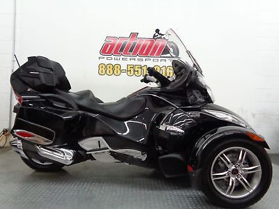 Can-Am Spyder RT  2011 Can Am Spyder RT SM5 Touring Trike Financing shipping