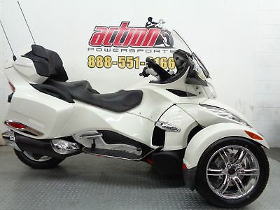 Can-Am Spyder RT Limited  2012 Can Am Spyder RT Limited SE5 Trike Touring Financing shipping