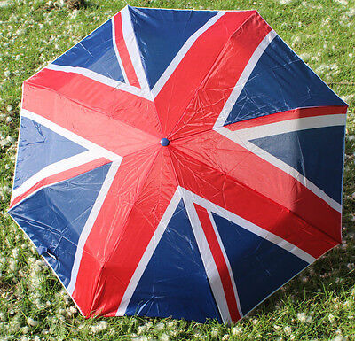 Union Jack umbrella - New, perfect England flag decorated umbrella - UK souvenir