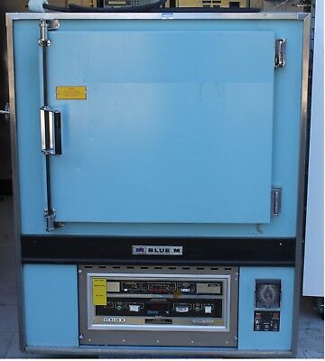 Thermo Scientific Blue M Oven POM7-256C-3  343°C / 650°F 5.8 Cubic Ft & Shelves