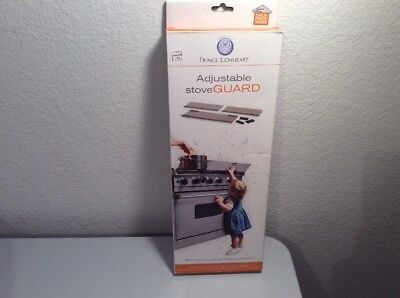 Prince Lionheart Adjustable Stovetop Burn Shield New In Box!!