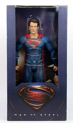 "NECA - Superman Man of Steel (Henry Cavill) 18"" 1/4 Scale Action Figure"