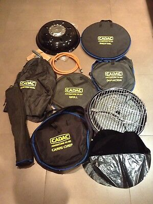 Cadac Adventure To Go.Cadac Adventure To Go Carri Chef Camping Gas Portable Bbq 42 00
